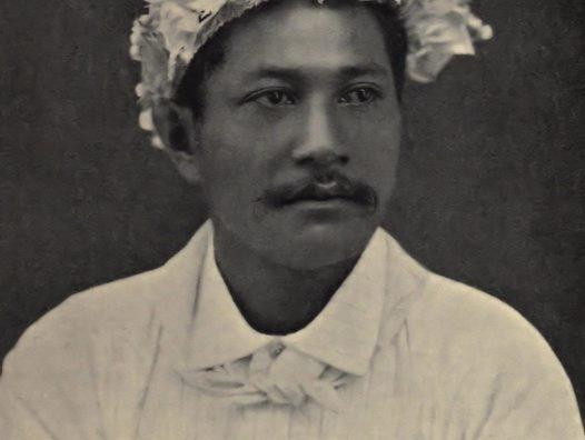 Tahitian Man