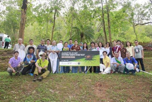 ASEAN Diptera identification workshop