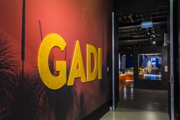 GADI Exhibition documentation