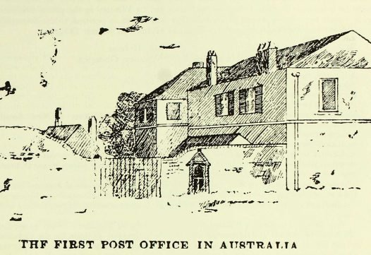 1830 Bent St Post Office