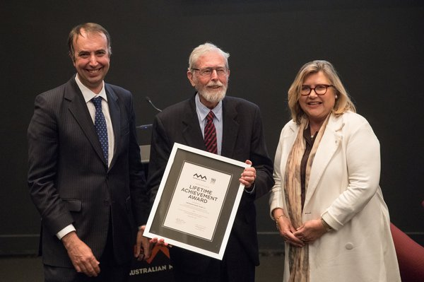 2017 AMRI Lifetime Achievement Award - Frank Talbot