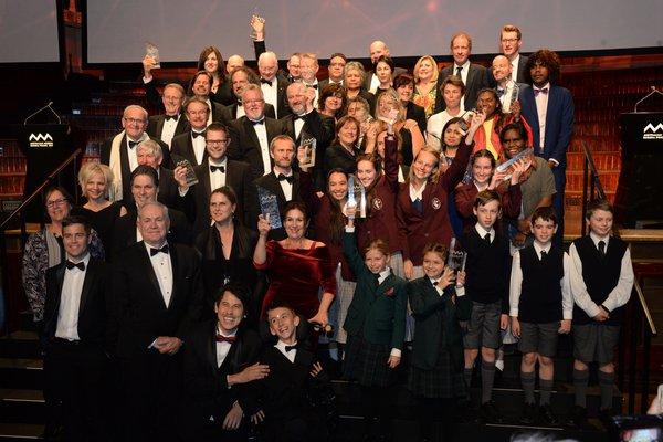 2017 Australian Museum Eureka Prizes Award Dinner