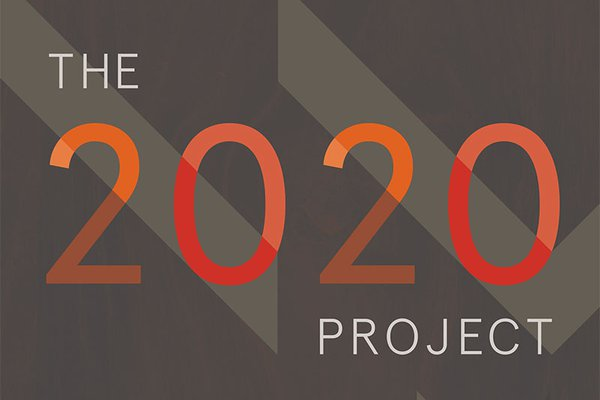 The 2020 Project report cover