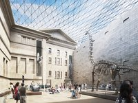 Artist's impression – the Grand Hall