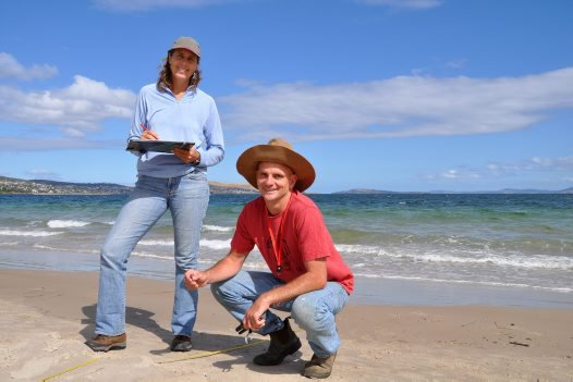 CSIRO Marine Debris team members