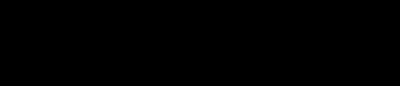 ANSTO –Black logo tagline
