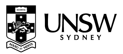 UNSW –Black logo