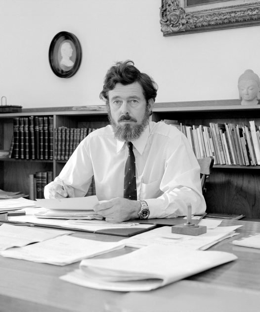 Australian Museum Director Frank Talbot