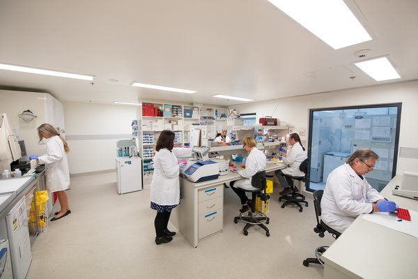 ACWG DNA Labs