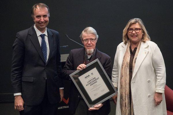 AMRI Lifetime Achievement Award - John Paxton