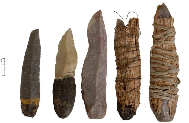 Aboriginal Leilira Blades