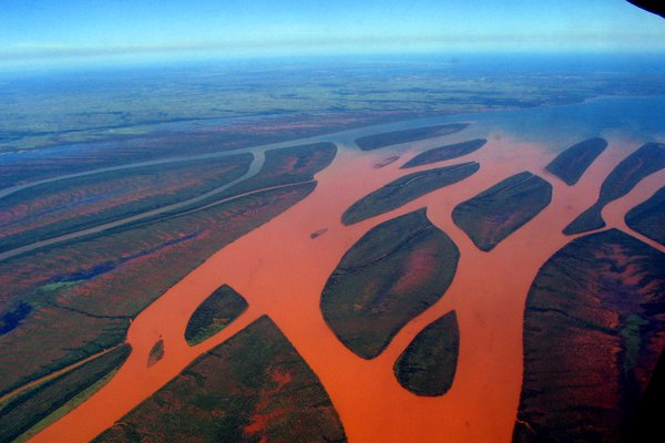 Betsiboka River, Madagascar