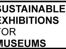 Sustainable exhibition design for museums