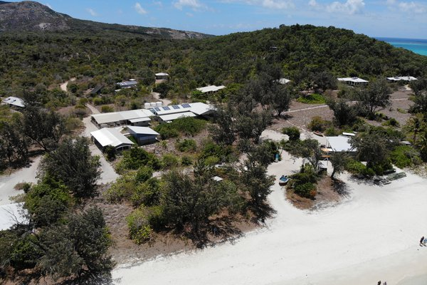 Lizard Island Research Station