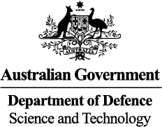 Deparment of Defence Science & Technology (black)