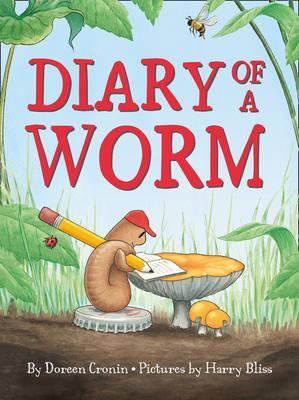 Diary of a Worm bookcover