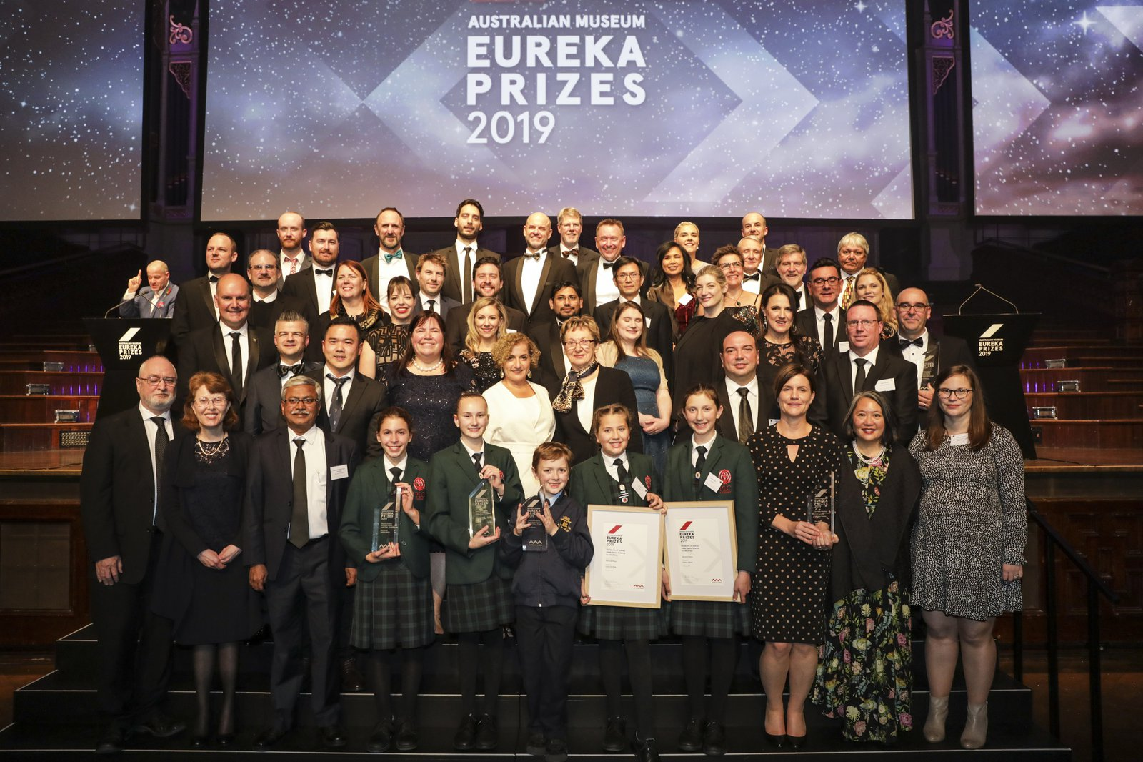 2019 Australian Museum Eureka Prizes winners announced