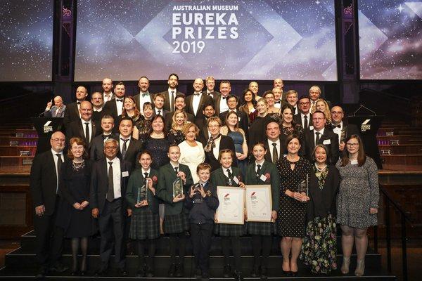 2019 Australian Museum Eureka Prize winners