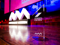 Australian Museum Eureka Prizes trophy