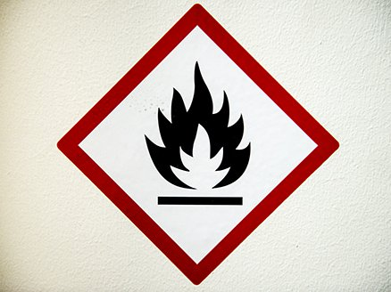 Flammable Gas symbol