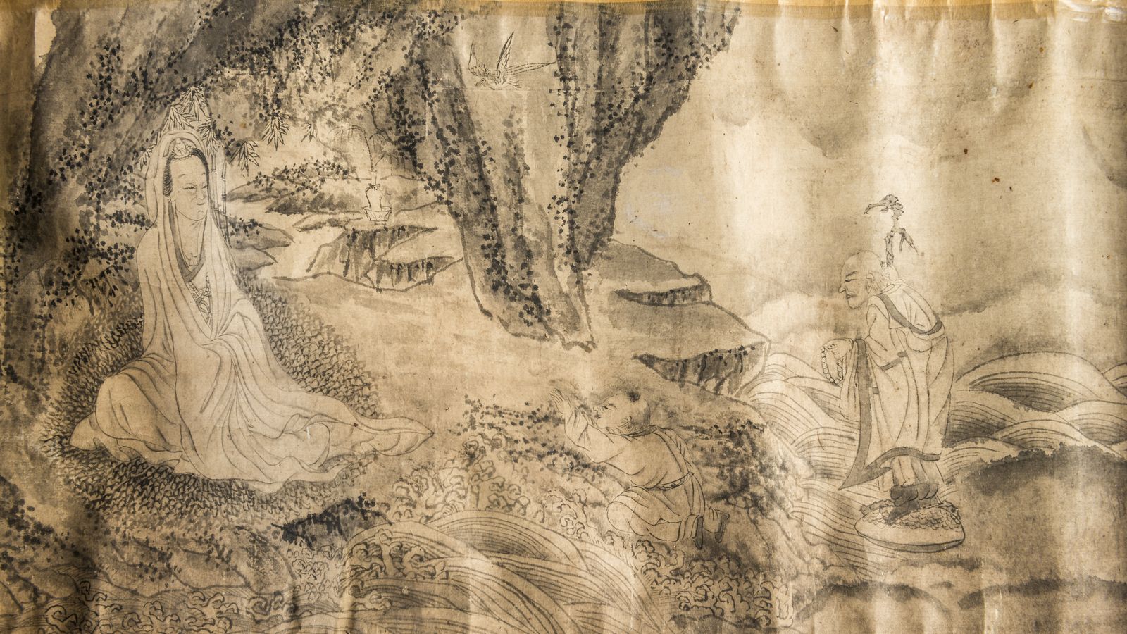 H.533 Chinese Scroll