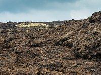 Hawaiian Volcanic landscape