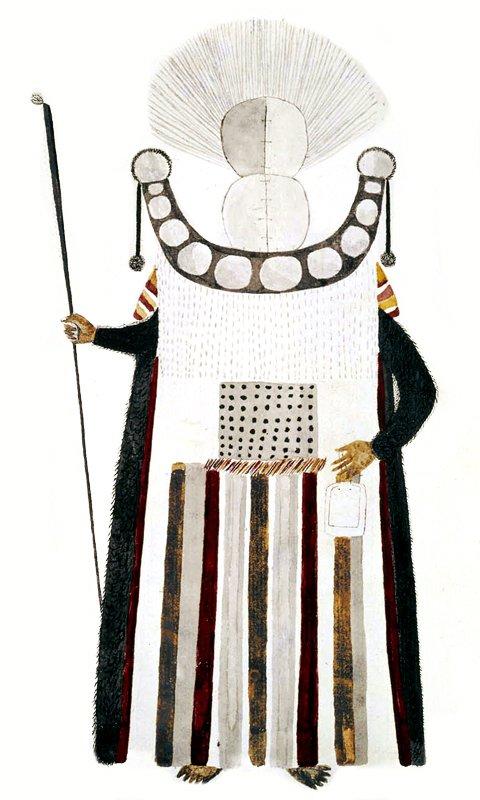 Heva Mourning Dress