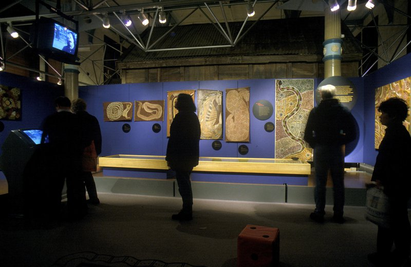 Indigenous Australians gallery 1998