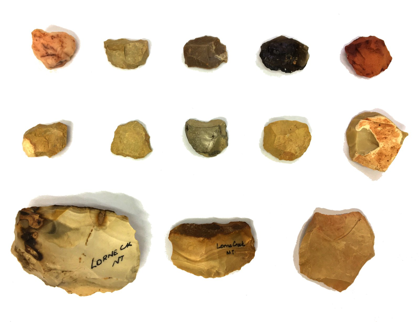 Knapping and Archaeology: Aboriginal Stone Tools from