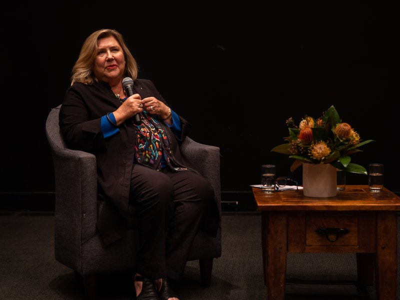 Kim McKay In Conversation with Tracey Holmes