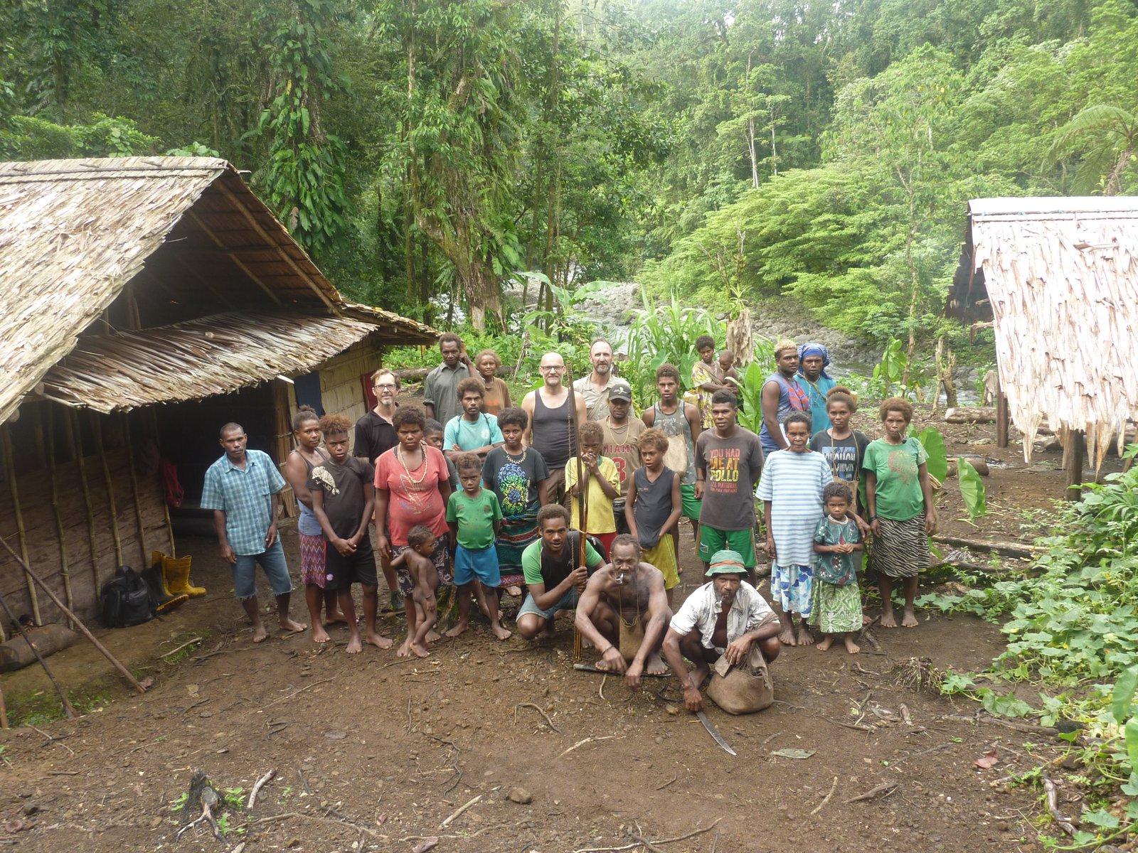 Kwaio Community with Andrew Mitchell, Paul Flemmons and Frank Köhler