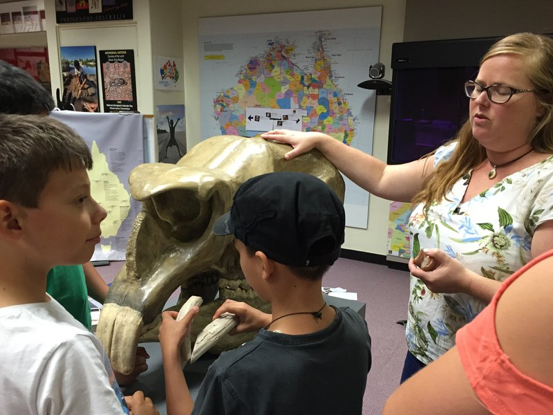Megafauna -  Scientist for a Day.
