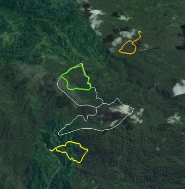 Newly established conservation areas, Malaita, Solomon Islands