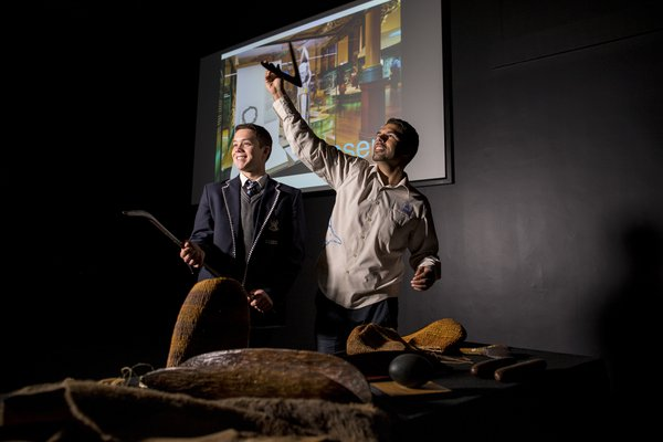 Australia's ancient past educator led program