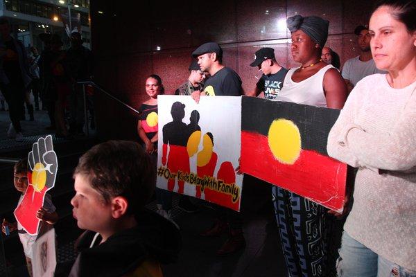 Our Activists: Sunrise Protest (Image 3)