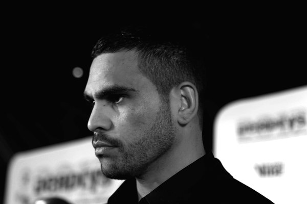 Our Heroes: The Black Superman (Greg Inglis)