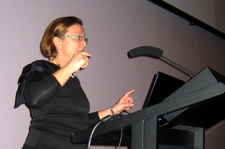 Professor Fiona Wood