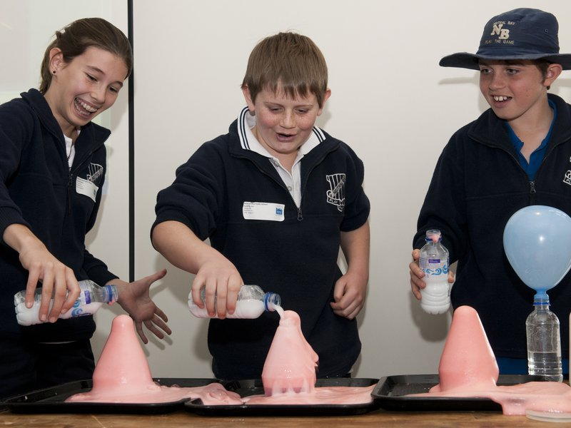 Science in the city 2011