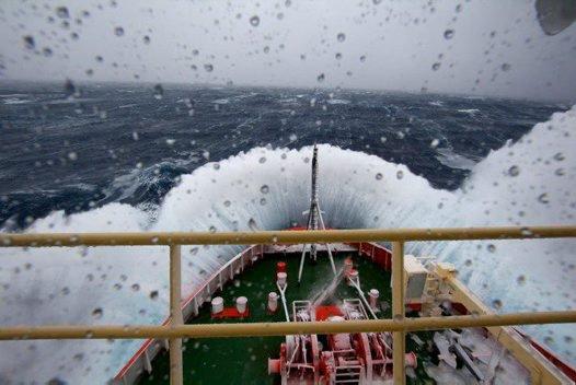 8 April: Meet the team (Scotia Arc Expedition 2013) #10