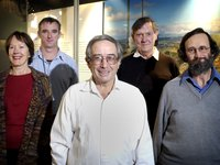 Mineralogy staff