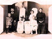 Photograph of deceased loved ones