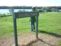 Scotts Point on Ash Island