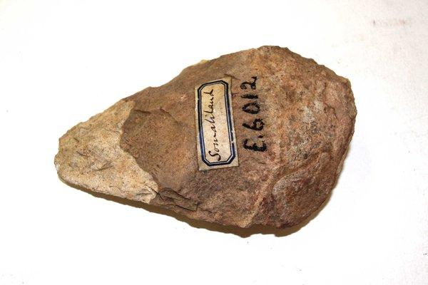 Stone Handaxe, Somalia: E6012