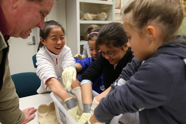 Scientist for a day - marine biologist