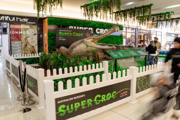 SuperCroc at Stockland Merrylands