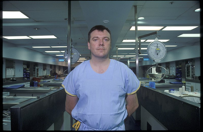 Jo Duflou, Senior Forensic Pathologist
