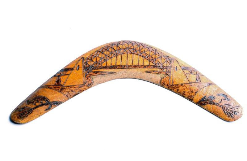 Boomerang E92398