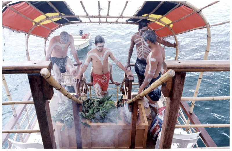 La Perouse repatriation 2002
