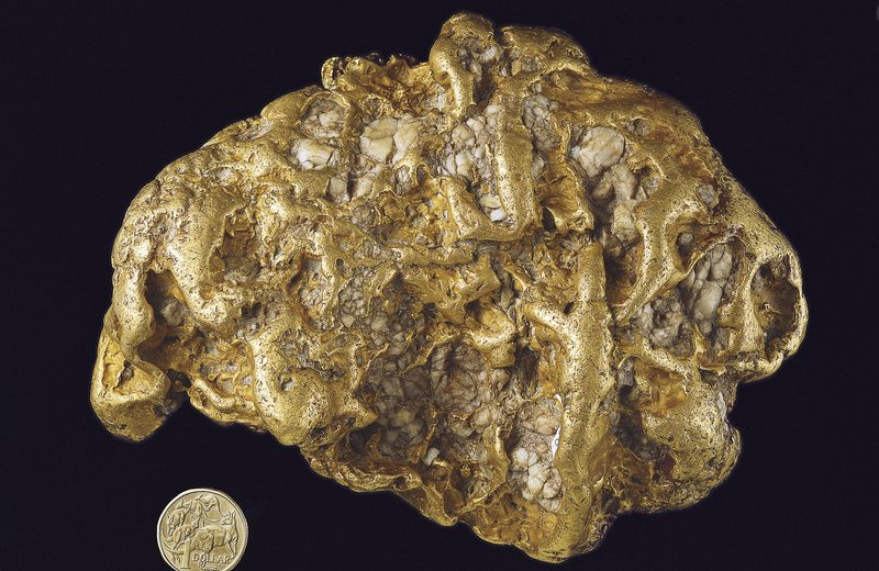 Maitland Bar Gold Nugget