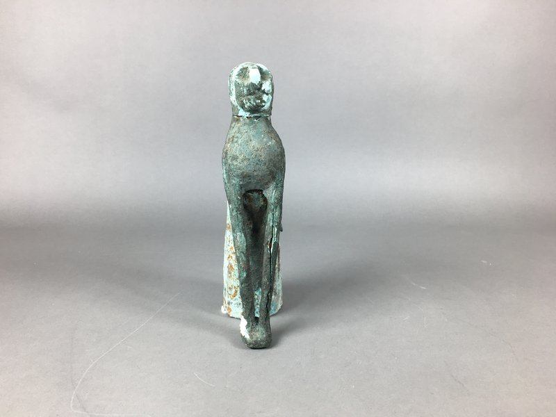 Fake Egyptian Cat Statue